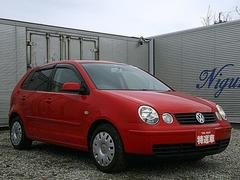 VW ポロベースグレード・ディーラー車・キーレス・CD・純正アルミ