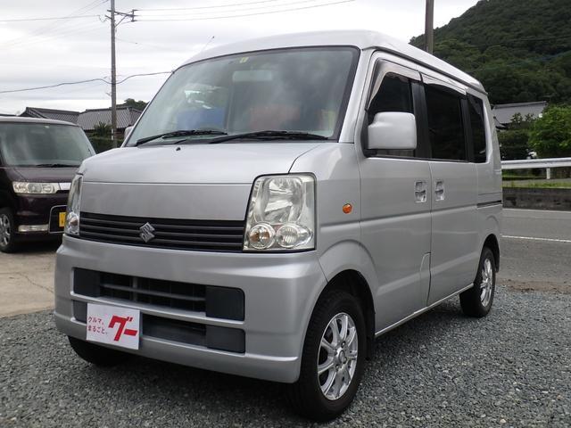 「スズキ」「エブリイワゴン」「コンパクトカー」「熊本県」の中古車