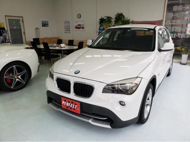 BMW  x1 .SDrive18i xライン.   ワンオーナー