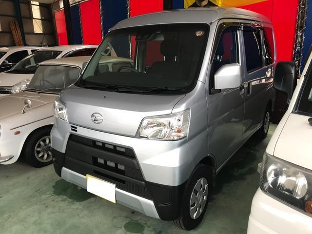 クルーズSAIII ワンオーナー スマートアシスト付 キーレス 4WD 5MT(1枚目)