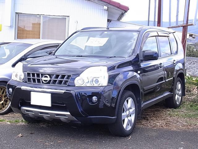 「日産」「エクストレイル」「SUV・クロカン」「宮崎県」の中古車