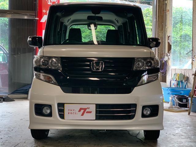 ホンダ 2トーンカラースタイル G・Aパッケージ HIDヘッドライト