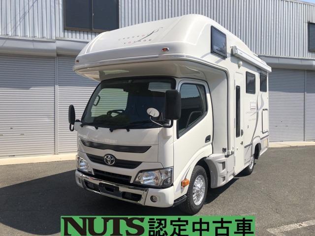 トヨタ ナッツRV クレソンX 2WD走行4100k エボライト仕様