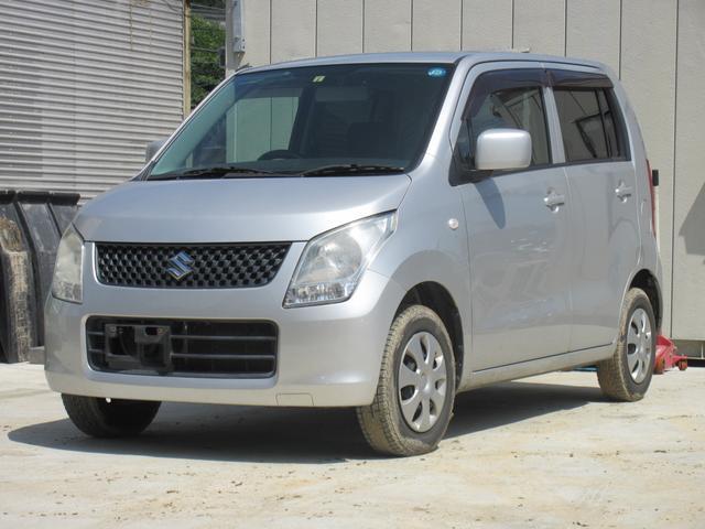 スズキ ワゴンR FX 4WD シートヒーター CD 盗難防止装置 車検整備付