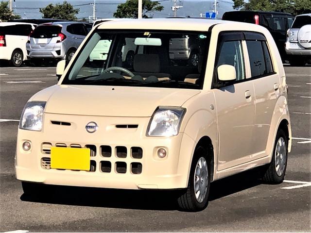 日産 S ・ キーレス CDデッキ フル装備 車検R3年3月 タイミングチェーン・交換不要 エアコン パワステ パワーウィンドウ