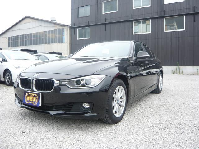 BMW 3シリーズ 320i ディーラー車 純正ナビ TV ETC