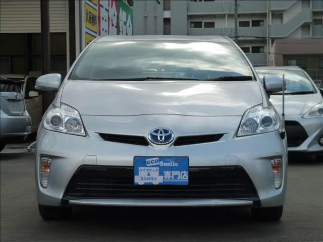 トヨタ プリウス L ナビ CD ETC ABS スマートキー