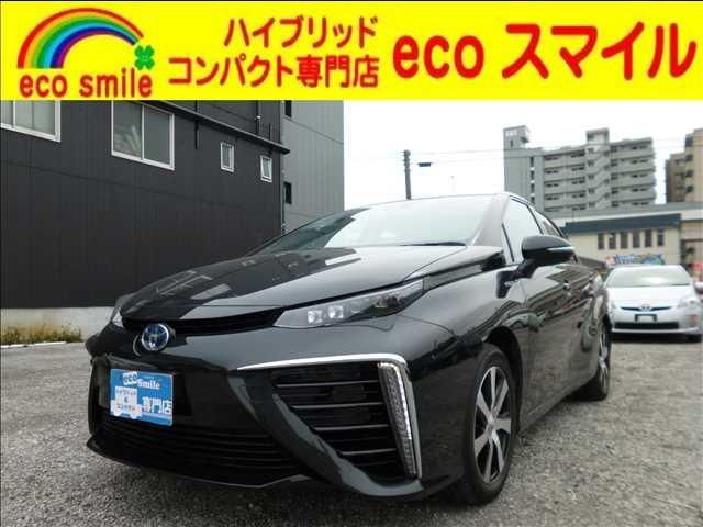 MIRAI(トヨタ) ベースグレード 純正9インチナビ Bカメラ シートヒーター 中古車画像