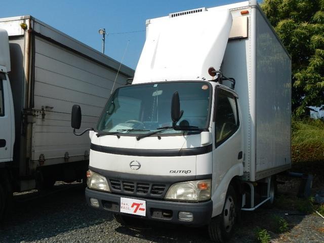 日野 デュトロ 冷凍・冷蔵車 1.4t エアコン パワステ パワーウインドウ