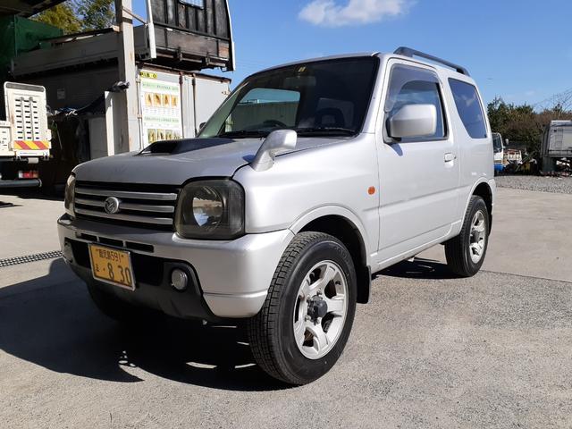 マツダ AZオフロード  パワーウィンドウ/5MT/4WD