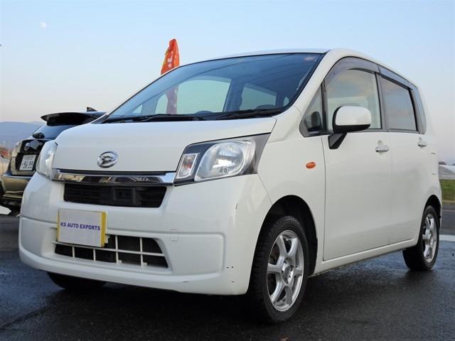 ダイハツ L SA 通勤、通学、セカンドカー等に便利な1台!!パワステ パワーウインドウ エアコン クーラー キーレス CD