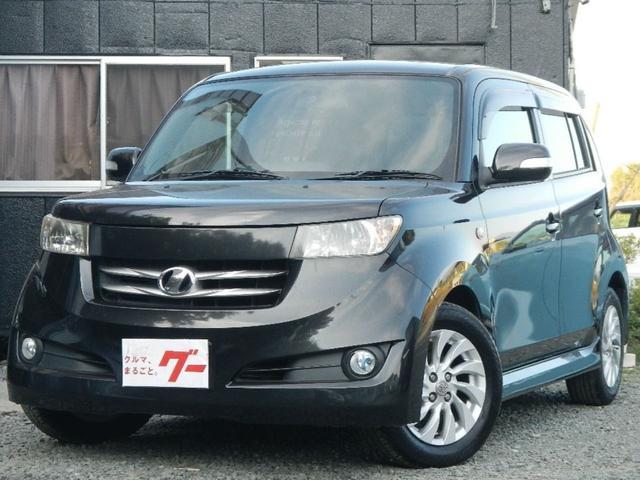 トヨタ Z Qバージョン 純正アルミホイール ミラーウインカー スマートキー ベンチシート CDオーディオ