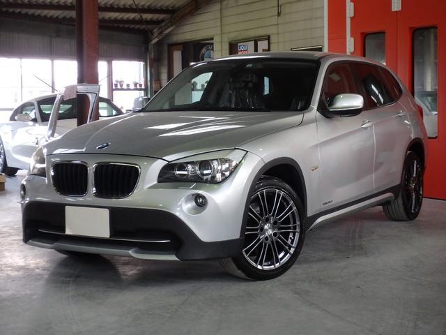 BMW sDrive 18i ディーラー車 右ハンドル 禁煙 AUXポート Autoバイキセノンヘッドライト Autoワイパー ナビ  スマートキー プッシュスタート