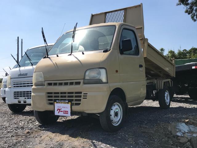 「スズキ」「キャリイトラック」「トラック」「鹿児島県」の中古車