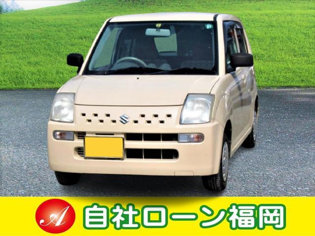 スズキ アルト EII 車検R4年7月 タイミングチェーン エアコン パワステ パワーウィンドウ Wエアバック キーレス CD再生