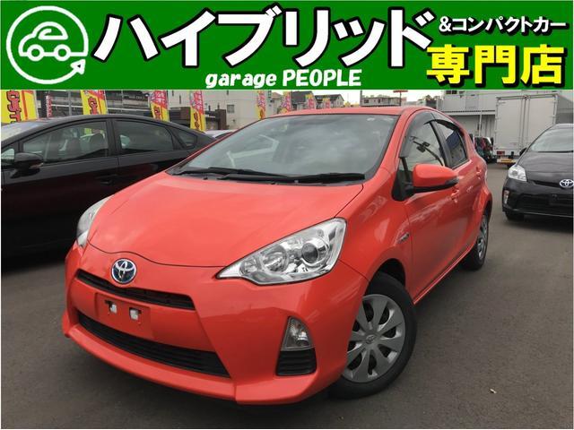 トヨタ S Pスタート/フルセグ/Bluetooth/Bカメラ/シートヒーター