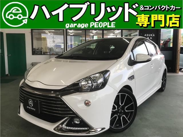 トヨタ G G's 純正ナビ/フルセグ/Bluetooth/バックカメラ/トヨタセーフティセンス/ETC