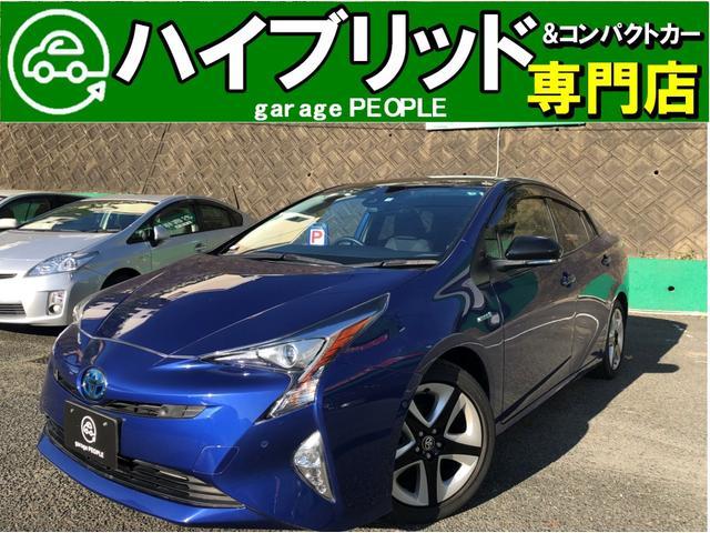 トヨタ Sセーフティプラス ツートーン 1.8S 純正ワンセグナビ/Bluetooth/Bカメラ/クルコン/17インチAW/保証付き