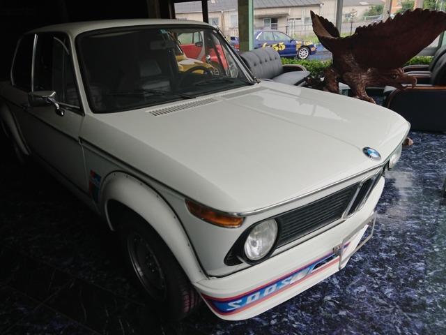 BMW 2002TB レストア済・ビルシュタインショック・ステンレスマフラー・LSD 走行不明