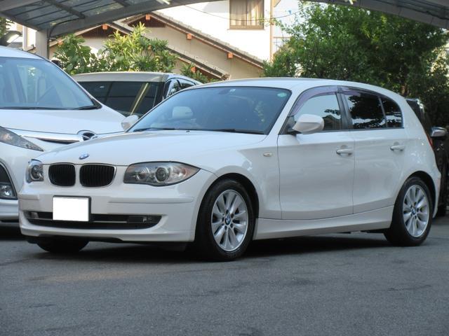 BMW 1シリーズ 116i 1年保証 HID ETC プッシュスタート フルセグ