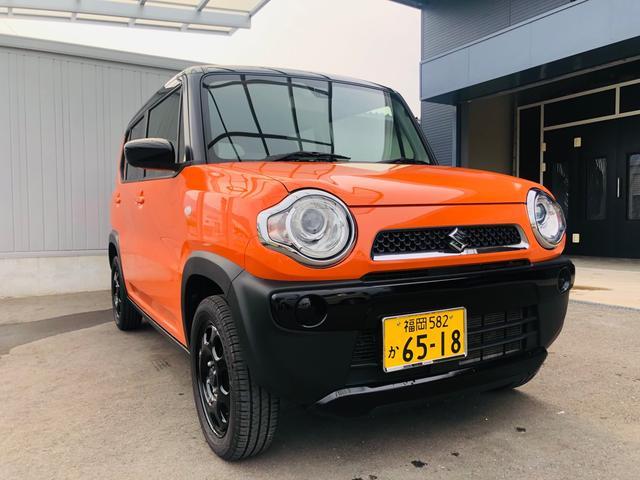 スズキ  オリジナルカラー/シートヒーター/ナビ