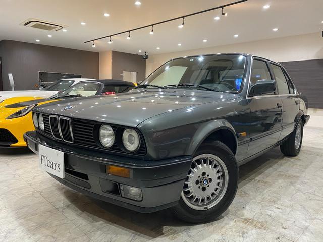 BMW 320i E30左ハンドル 純正AW ETC 6気筒