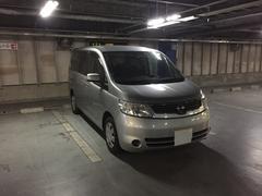 セレナ20S ETC 純正ナビ バックカメラ