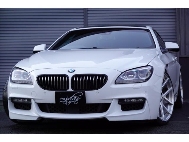 BMW 6シリーズ 640iGCP M・Performance AGIO21AW