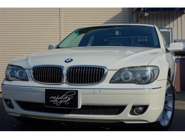 BMW 740i コンフォートパッケージ 19AW 左H