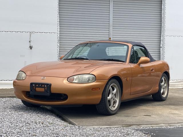 マツダ ロードスター RS 15インチAW 6速マニュアル車 ETC 2名乗り