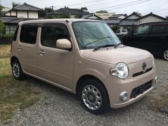 ミラココアココアX 車検整備付き 修復歴なし 盗難防止アラーム CD
