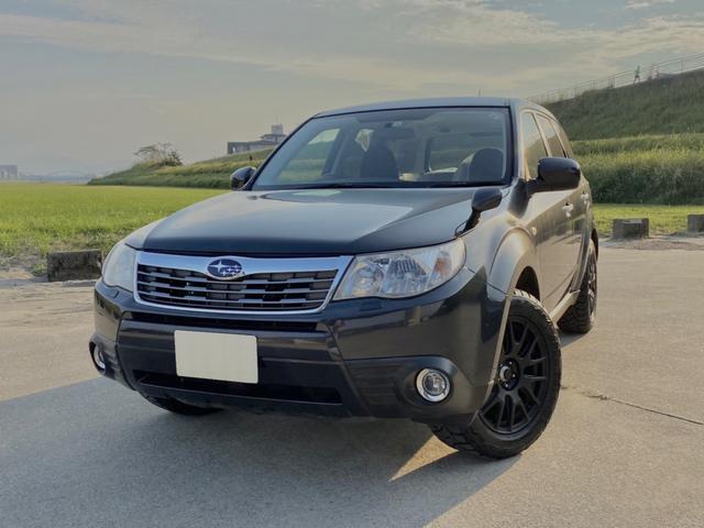 スバル 2.0XS 4WD・16インチアルミ・CDオーディオ・キーレス・走行距離64482km・車検令和3年5月