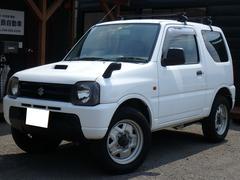 ジムニーXG ターボ 4WD キーレス 背面タイヤ