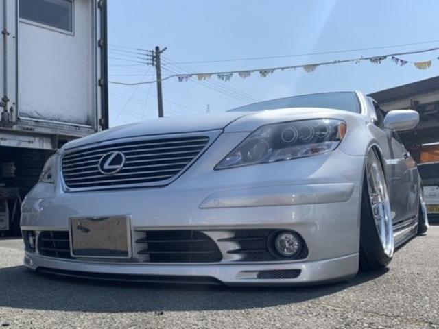 「レクサス」「LS」「セダン」「熊本県」の中古車