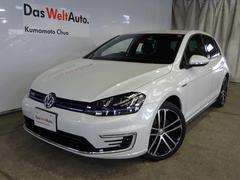 VW ゴルフGTEワンオーナー  禁煙車