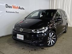VW ゴルフトゥーランTSI Rライン ワンオーナー 禁煙車