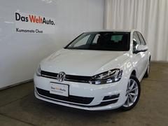 VW ゴルフTSIハイライン 禁煙車 ワンオーナー