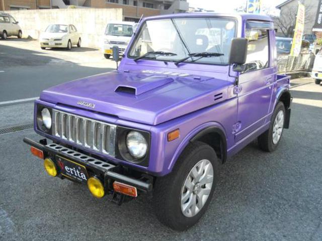 スズキ HC 4WD ターボ フル公認トラック車 2人乗り