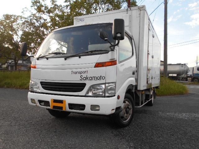 ダイナトラック 冷蔵冷凍車 -30℃設定 スタンバイ付き