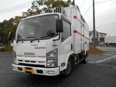 エルフトラック冷蔵冷凍車 −30℃設定 スタンバイ付き バックモニター