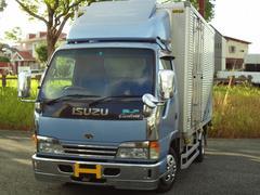 エルフトラック冷蔵冷凍車 −30℃設定 スタンバイ付き