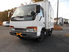 エルフトラック2t 冷蔵冷凍車 −30℃設定 スタンバイ付き オートマ