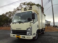エルフトラック冷蔵冷凍車 −30℃設定 スタンバイ装置 パワーゲート