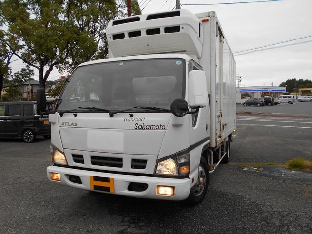 アトラストラック 冷蔵冷凍車 -30℃設定 スタンバイ装置 オートマ ETC