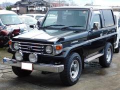 ランドクルーザー70LX ディーゼル 4WD ナビTV