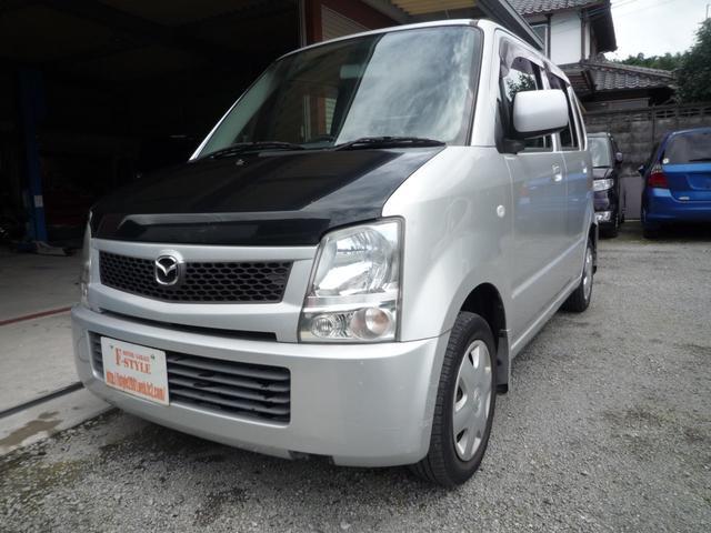 マツダ AZワゴン FX5速車 (車検整備付)