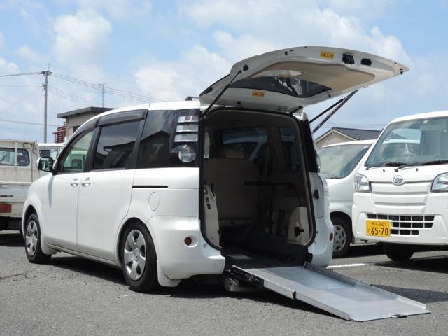 トヨタ G ウェルキャブ 車いす仕様車 スロープタイプ タイプI
