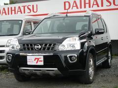 エクストレイル25X 4WD サンルーフ インテリキー ナビ フルセグTV