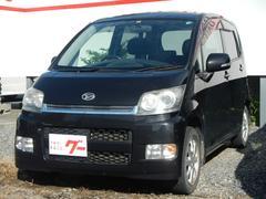 ムーヴカスタム X 4WD スマートキー HID 純正AW