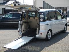 シエンタG 車椅子スローパー車 ナビTV ETC 左電動スライドドア